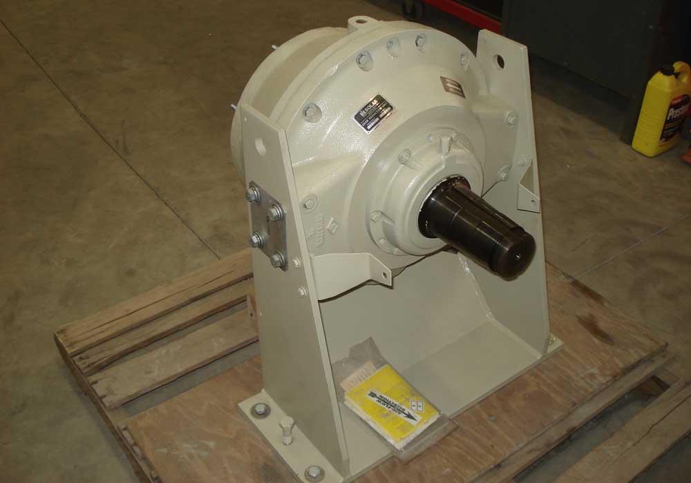 Solar Centaur Gearbox Front View